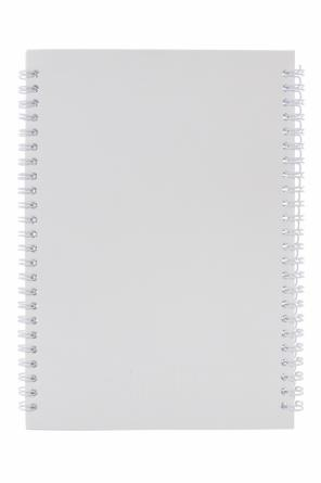 Notebook with double spiral od Maison Margiela