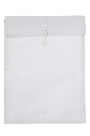 Logo-embroidered cover od Maison Margiela