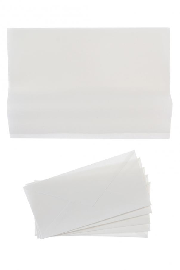 Cotton stationery od Maison Margiela