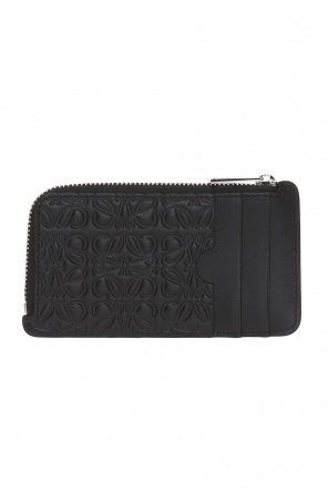 Card case with logo pattern od Loewe