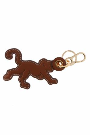 Monkey-shaped key ring od Loewe