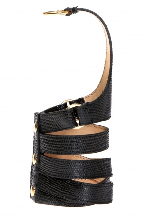 Bracelet with finger hoop od Balmain