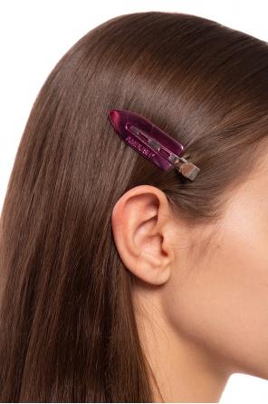 Logo hair clip od Ambush