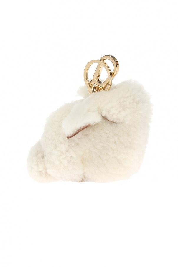Loewe 'Bunny' leather charm
