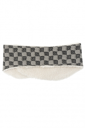 Headband with logo od MISBHV