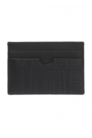 Leather card case od Loewe