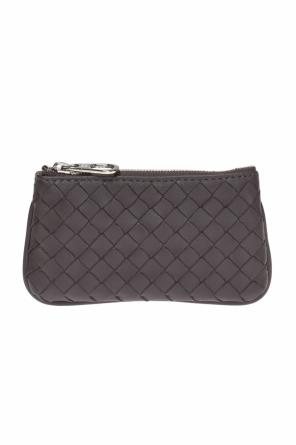 'intrecciato' pattern key holder od Bottega Veneta
