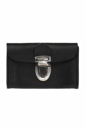 Leather card case od Ann Demeulemeester