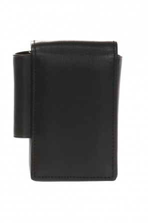 Leather cigarette case od Ann Demeulemeester