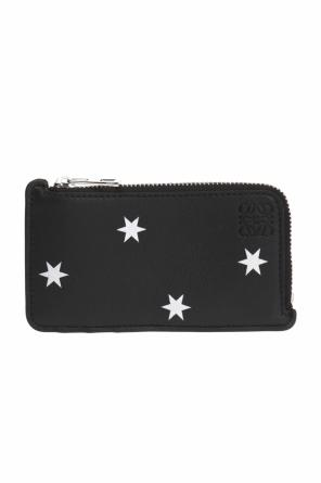 Card case with star motif od Loewe