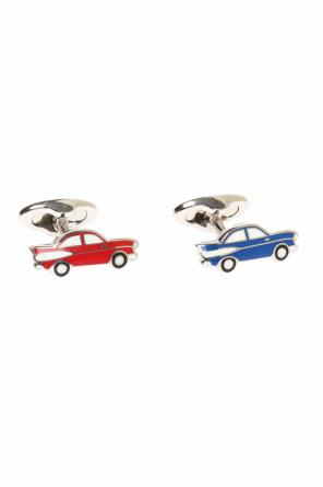 Car-shaped cufflinks od Etro