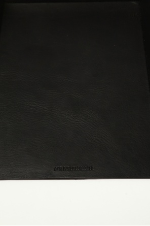 Leather document holder od Ann Demeulemeester