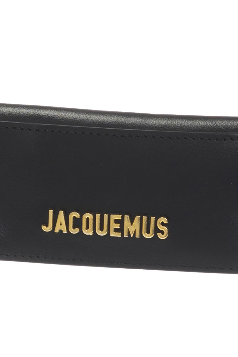 Jacquemus Belt with logo
