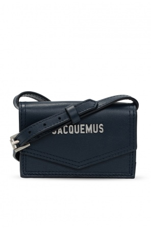 Torba na ramię 'le porte azur' od Jacquemus