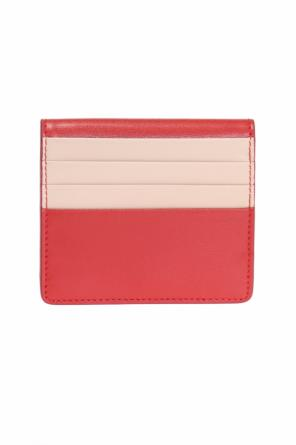 Logo-embroidered card case od Salvatore Ferragamo