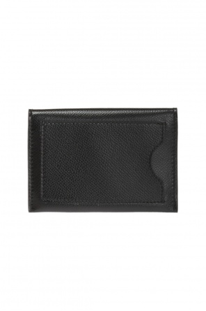 Card case with embroidered logo od Salvatore Ferragamo