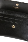 Salvatore Ferragamo Card case with embroidered logo