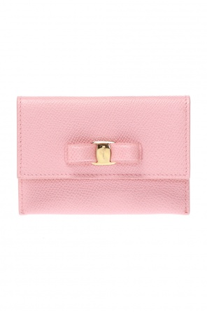 Leather card holder od Salvatore Ferragamo