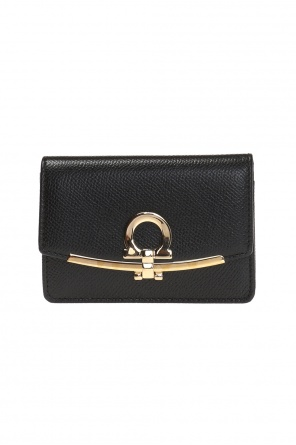 Embellished card case od Salvatore Ferragamo