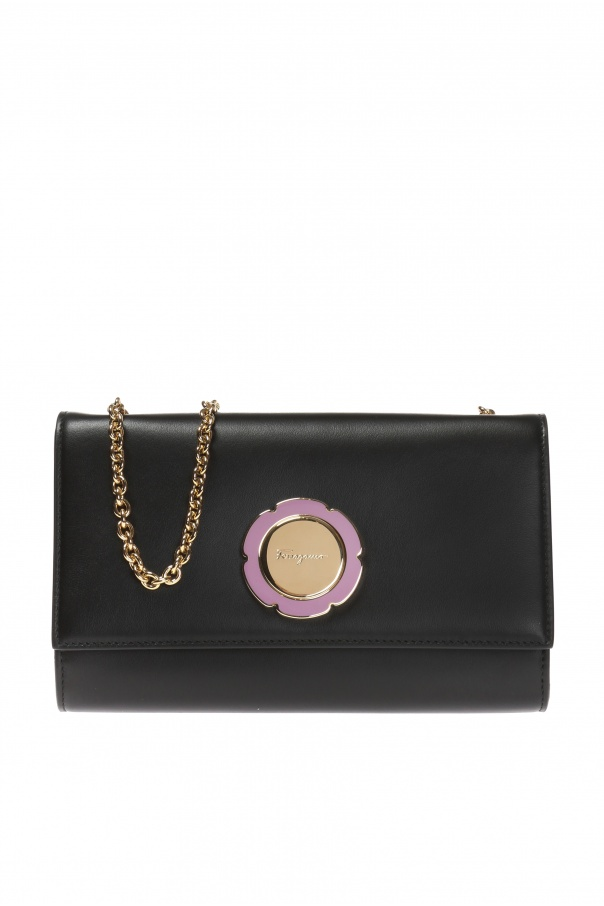 af761f7128 Flower  shoulder bag Salvatore Ferragamo - Vitkac shop online