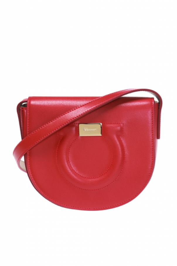 Gancini shoulder bag Salvatore Ferragamo - Vitkac shop online 6cbfd12d805e3
