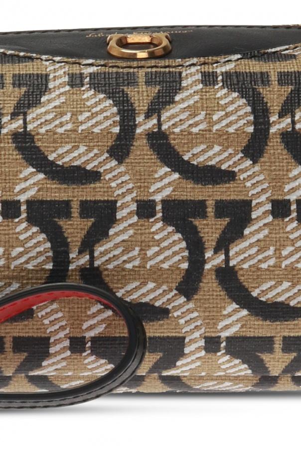 Wash bag with logo od Salvatore Ferragamo