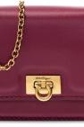 Salvatore Ferragamo 'Trifolio' shoulder bag