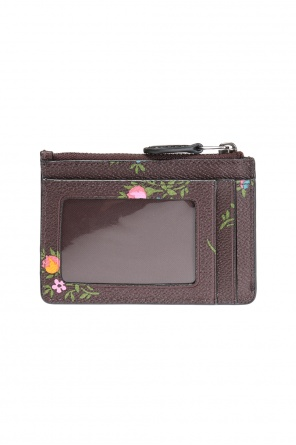 Printed card case od Coach