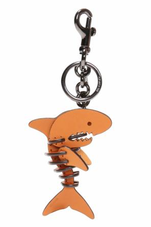 Key ring with shark charm od Coach