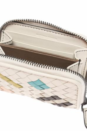 Printed wallet od Bottega Veneta