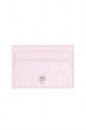 Card case with skull od Alexander McQueen