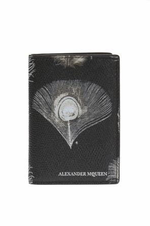 Folding card case od Alexander McQueen
