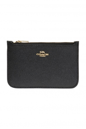 Card case with logo od Coach