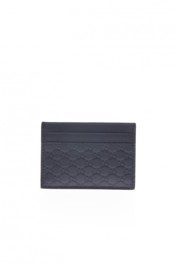 61836e257623 Card Holder with Money Clip Gucci - Vitkac shop online