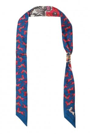Silk scarf od Salvatore Ferragamo