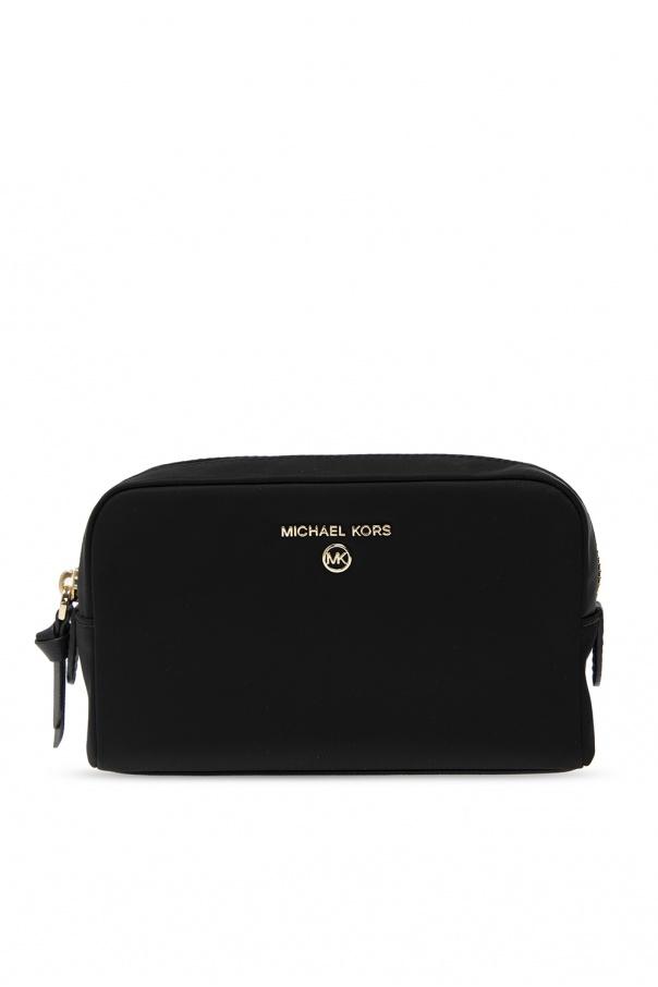Michael Michael Kors Wash bag with logo