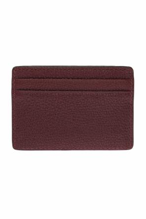 Branded card case od Michael Kors