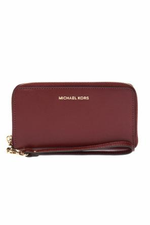 Wallet with a wrist strap od Michael Kors
