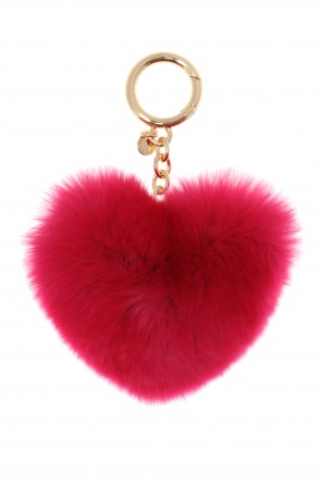 Heart key ring od Michael Kors