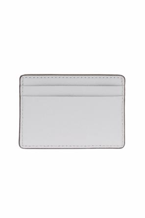 Card case with metal logo od Michael Kors