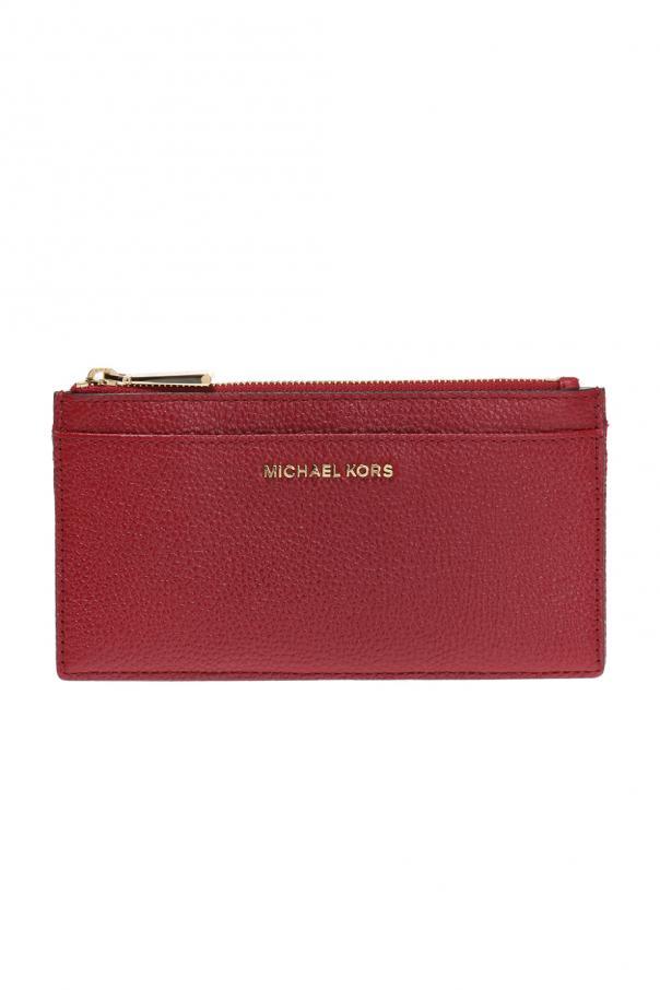 f8ba45900f11 Wallet with a metal logo Michael Kors - Vitkac shop online