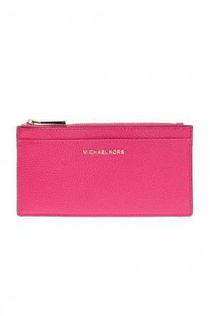 Wallet with logo od Michael Kors