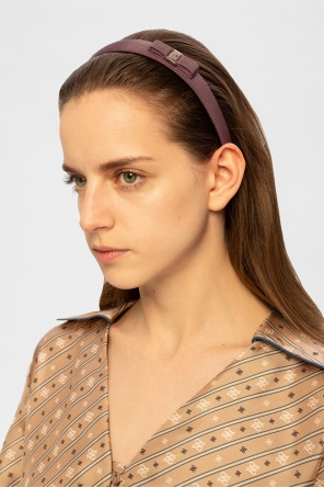 Appliqued headband od Salvatore Ferragamo