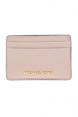 'jet set' card holder od Michael Kors