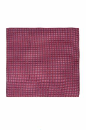 Patterned pocket square od Giorgio Armani