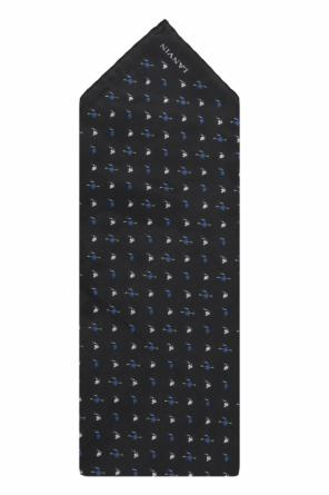 Patterned pocket square od Lanvin