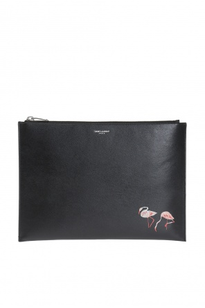 Printed clutch od Saint Laurent Paris