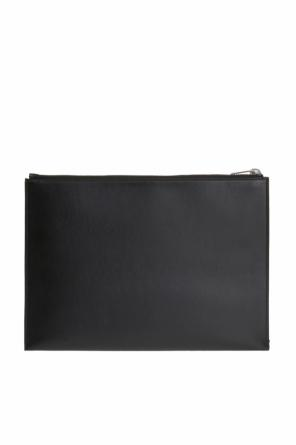 Patched tablet case od Saint Laurent Paris