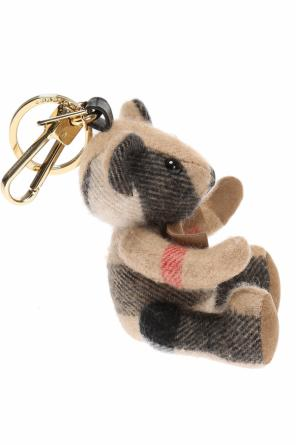 'thomas' teddy bear key charm od Burberry