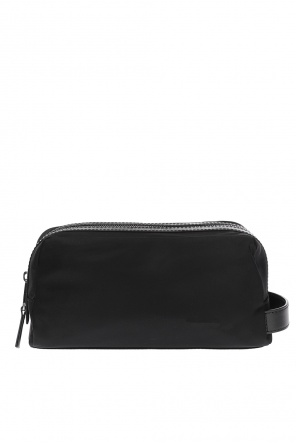 Logo-embossed wash bag od Michael Kors